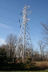 Power Lines & Tower | by asphaltbuffet