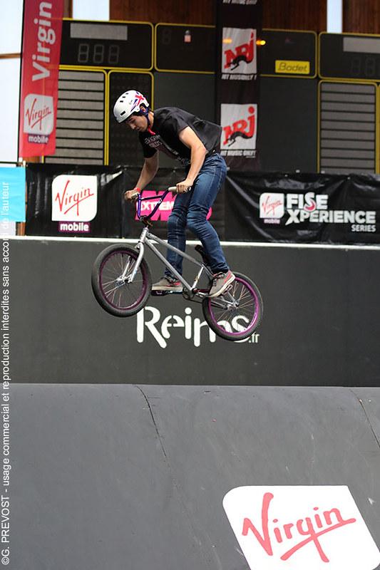 Fise Experience Reims 2015 qualifs amateur