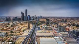 The North Side Of Riyadh City | by MNmagic