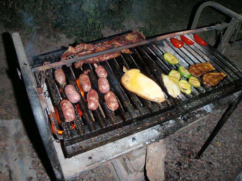 BBQ in Mendoza