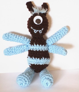 Alex the Monster - Free Pattern | by ohsohappytogether
