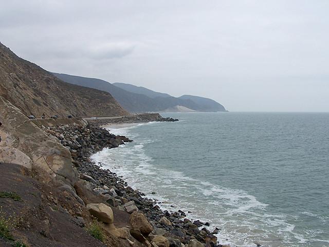 Mugu Rock-south