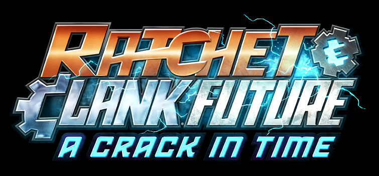 Ratchet Clank Future A Crack In Time Logo Introducing R Flickr