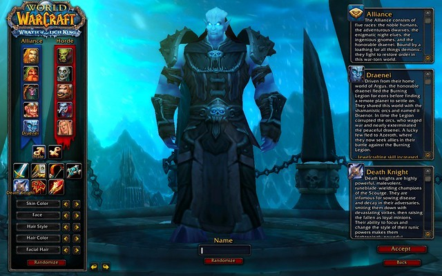 wotlk-death-knight-races | wow death knight | Kim Lawson