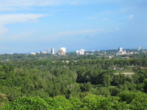 landscape countryside malaysia borneo kuching