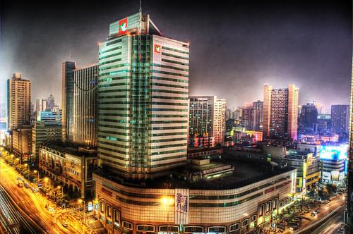Changsha City.   by @yakobusan Jakob Montrasio