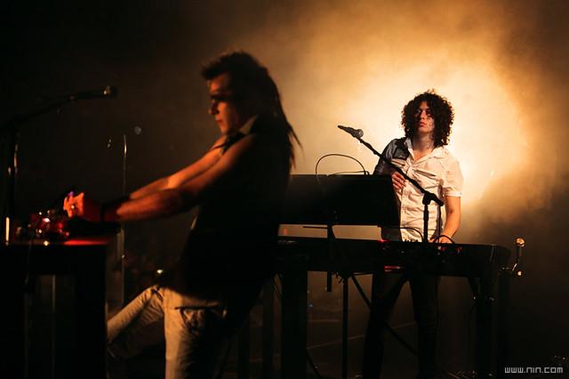 Nine Inch Nails Live @ Cricket Wireless Amphitheater - Chula Vista, CA, 5.16.09