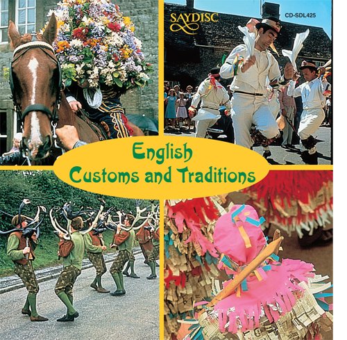 UNITED KINGDOM English Customs and Traditions (recorded by Peter Kennedy)