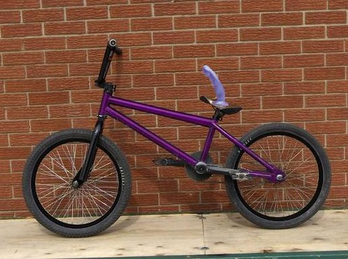 Purple Dildo Bike | Purple Dildo Bike | Lord Quas | Flickr
