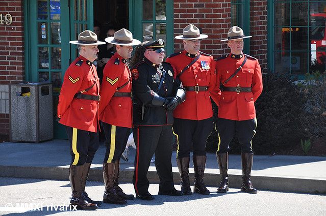032 National Police Parade - RCMP