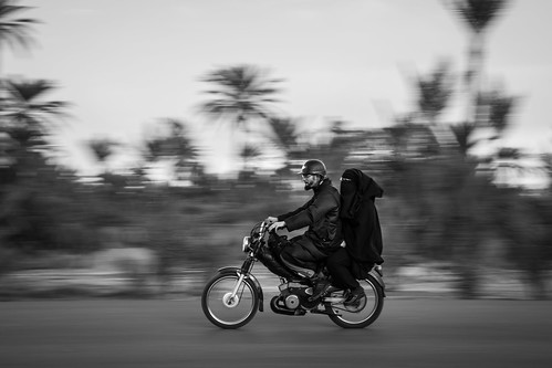 Life on the road - 5   by aminefassi