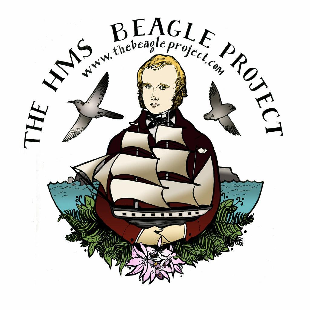 Beagle Project logo by Diana Sudyka