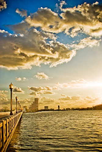 morning bridge sky water lamp clouds sunrise florida miami greatshot venetiancauseway distillery biscaynebay aplusphoto theunforgettablepictures thebestshot multimegashot platinumgolddoubledragonawards