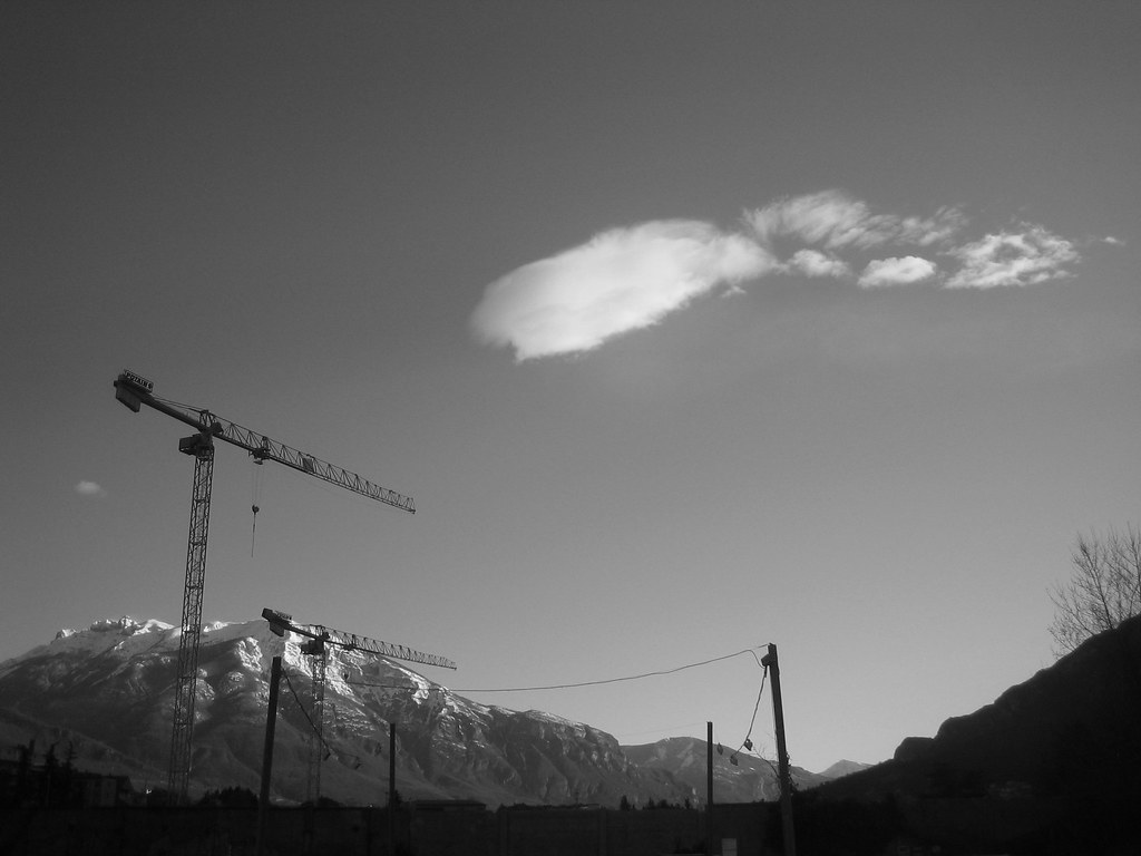 il cielo sopra Trento