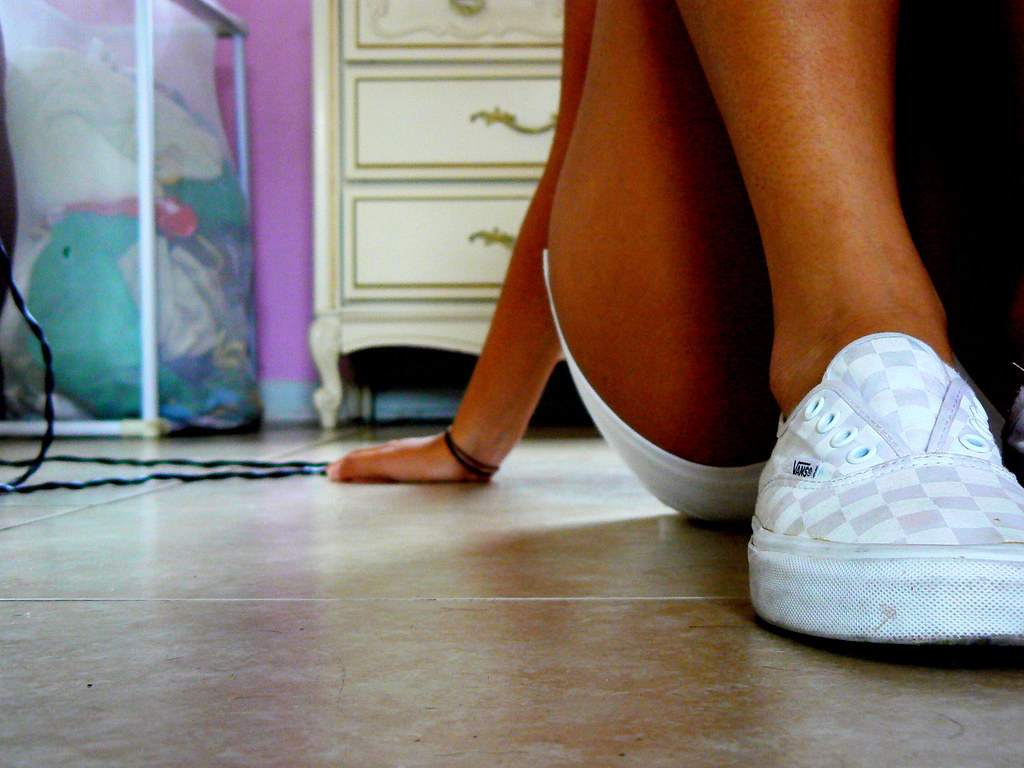 0ef2fc3dfa5 Got my vans on, but they look like sneakers | a(Bee) | Flickr