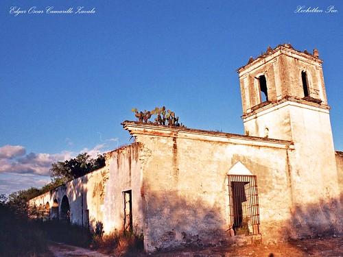 Ex-hacienda en Xochitlan Todos Santos Puebla