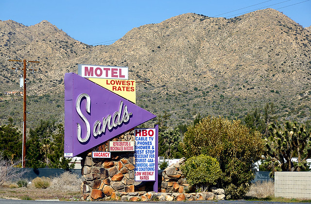 motel Sands, Yucca Valley, CA