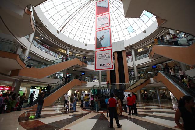 InOrbit Shopping Mall, Mumbai, India