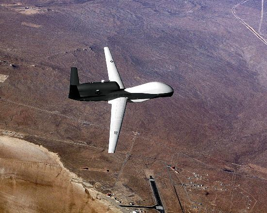 Northrop Grumman : RQ-4A : Global Hawk