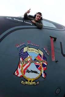 Boeing : KC-135 : Stratotanker