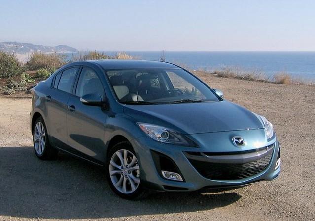 World Car Mazda >> 2010 mazda 3 i Sport Gunmetal Blue | Not our actual car ...
