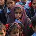 Students at Shreeshitalacom Lower Secondary School. Kaski, Nepal