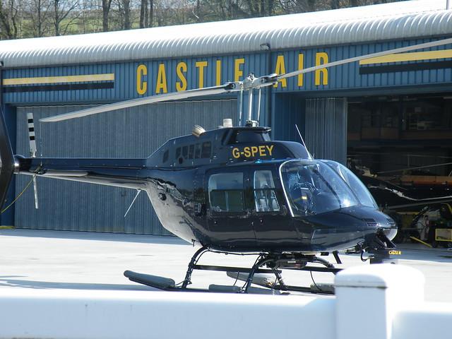 G-SPEY - Castle Air Charters Ltd