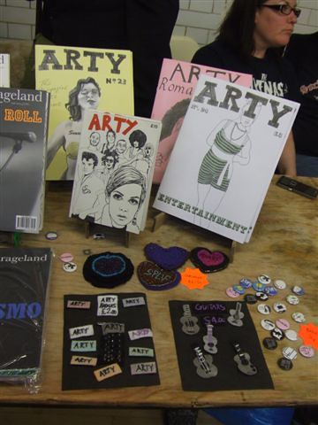 THE LONDON ZINE SYMPOSIUM 2009