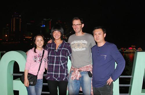 new friends, chongqing   by hopemeng