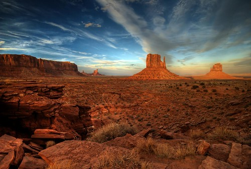Monument Valley - The Mittens | by mojo2u