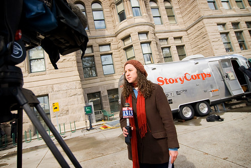StoryCorps in SLC | by calanan