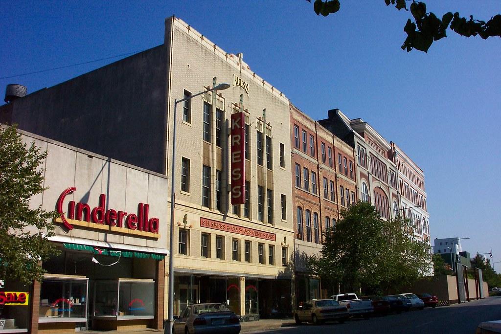 Kress: Meridian, Mississippi