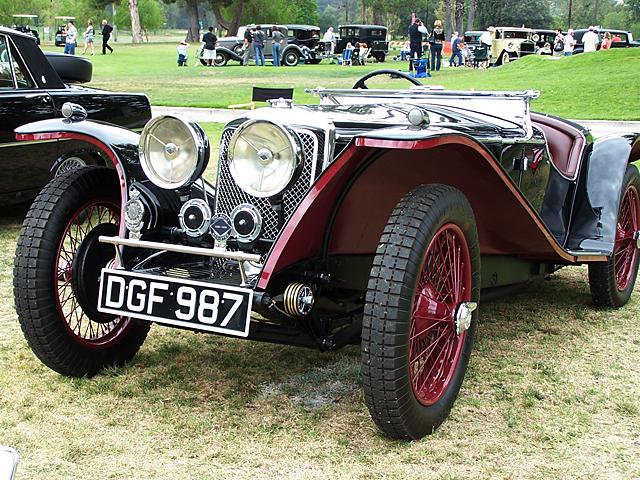1934 Riley Imp