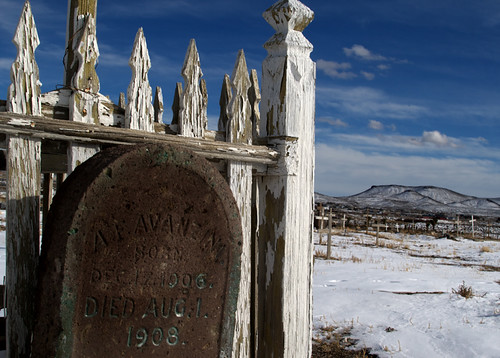 Goldfield Cemetery | by David Gallagher