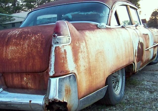 rusting Fleetwood