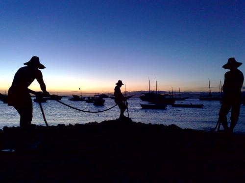 Três pescadores - Búzios/RJ