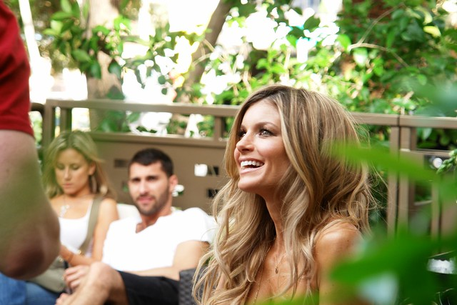 Sports Illustrated Cover Model Marisa Miller at The Mirage, Las Vegas