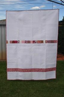 bushfire quilt