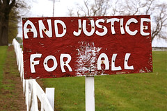 And Justice for All -- Pledge of Allegiance 5-9-09 9 | by stevendepolo