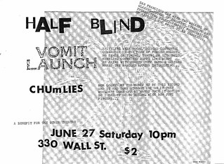 half blind & chumlies! | by vomitlaunchband