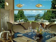 Restaurant Hôtel du Parc des Eaux-Vives, brasserie | by www.swissotel.com