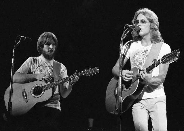 America Concert at Columbia, SC (1975)