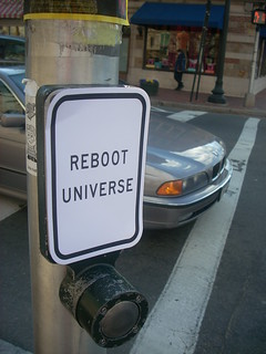 Reboot Universe | by rofreg