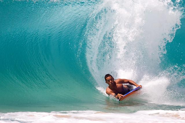 Sandy's Wave