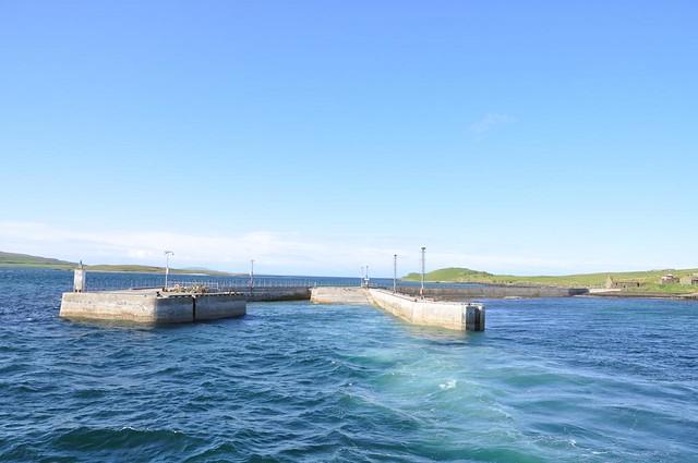 Egilsay Harbour