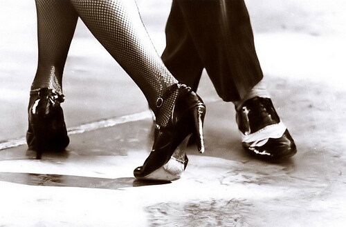 tango: Feet | Dancing tango feet Support our children progra