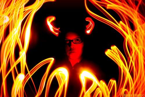 06/03/09 - Speak Of The Devil | by Alana Elliott