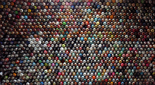 Wall-of-cans