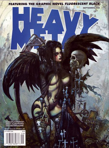 Heavy Metal September 2008 | comix365 blogspot com/2009/03/h