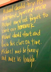 More rules for the teacher | by mick62